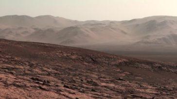 Mars life underground