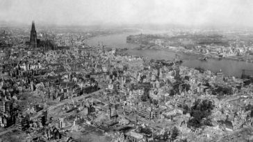 Cologne air raid