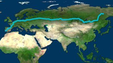 longest road trip