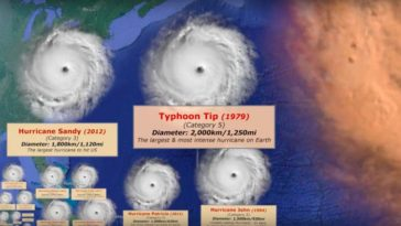 hurricane cyclone and typhoon