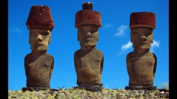 Easter Island Giants