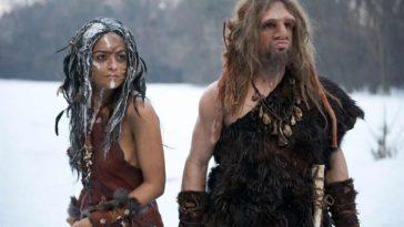 Homo sapiens and neanderthals