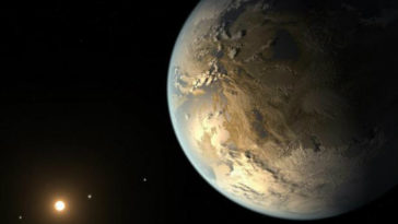 exoplanet earth